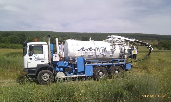 camion aqua provence