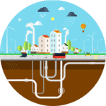 collectivités AQUAPROVENCE Assainissement fosse septique, débouchage canalisation