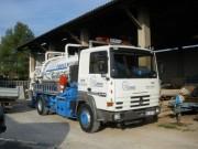 camion curage aqua provence assainissement