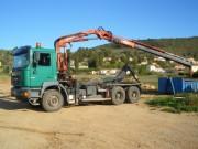 camion benne aquaprovence