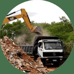 aquaprovence transport déchets gravats demolition, aix-en-provence, salon-de-provence, marseille