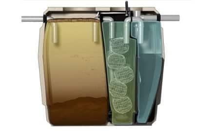 Aqua provence 24 7 au travaux for Fosse septique ou micro station d epuration