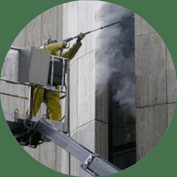 nettoyage facade Aix en Provence hydrogommage