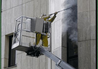nettoyage de façades
