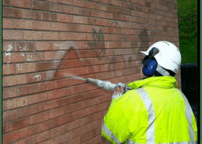 nettoyage graffitis