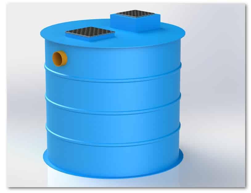 Recup ration eau de pluie 2 vidange fosse septique aix en provence nettoyage et entretien fosse - Bac recuperation eau de pluie ...