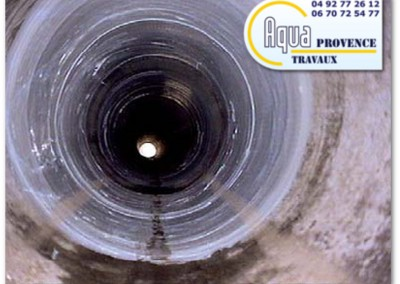 Réparation canalisations